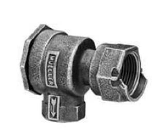 Mueller Industries FIP Angle Check Valve MH14244N