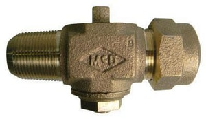 A.Y. McDonald Tube Compression Corporation Stop M74701Q