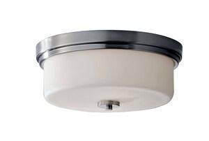 Murray Feiss Industries Kincaid 60W 2-Light Flushmount Ceiling Fixture MFM370