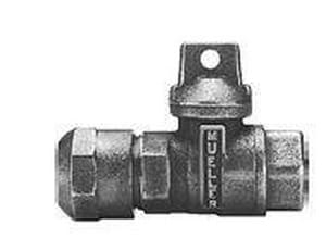 Mueller CTS Compression x FIP Ball Valve MB25172N
