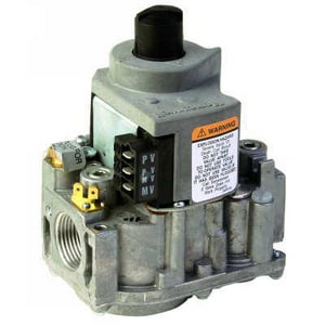 Honeywell 3/4 x 3/4 in. 415000 BTU Universal Gas Valve with Convertible Kit HVR8345K4809