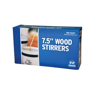 Royal Paper Wood Coffee Stirrer RR825