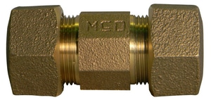 A.Y. McDonald 3/4 x 1 in. CTS Brass Union M74758TFG