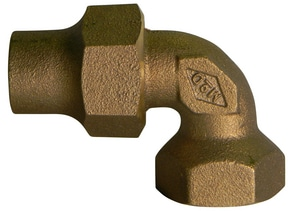 A.Y. McDonald Flared x FNPT Water Service Brass Bend M74779G