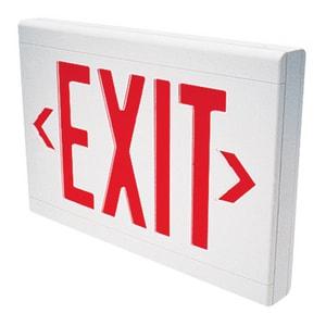 Dual-Lite LED Exit Sign DLXUW