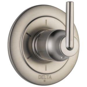 Delta Faucet Trinsic® 6-Function Diverter Trim Only with Single Lever Handle DT11959