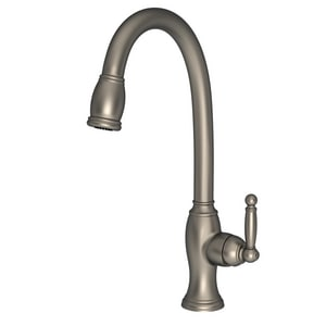 Newport Brass Nadya Pull-Down Kitchen Sink Faucet with Single Lever Handle N2510-5103