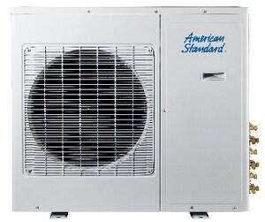 American Standard HVAC 4TXM65 Series 4-Zone Wall Mount Outdoor 0.5 - 3.5 Ton Mini-Split Heat Pump A4TXM65A1040B