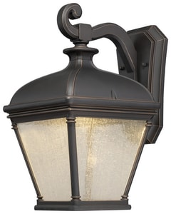 Minka Lauriston Manor 10 W 1-Light Outdoor Lantern M72393143C
