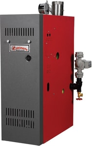 Crown Boiler Cast Iron Natural Gas Electronic Ignition Boiler Less Cast Ironrc CAWR245ENSZ2PSU