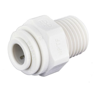 John Guest USA MNPT Push-Fit Connector JPP01WP