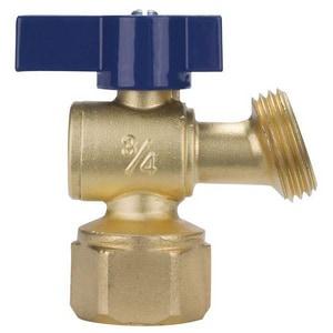 Nibco FIP x Hose Quarter Turn Boiler Drain NQT73X