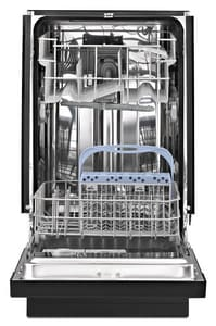 Whirlpool 18 in. 5-Cycle 2-Option Dishwasher WWDF518SAA