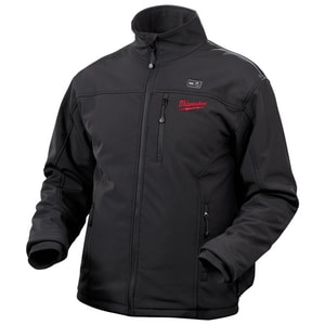Milwaukee M12™ Heated Jacket On in Black M2344