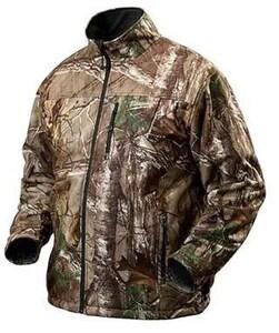 Milwaukee M12™ Cordless Heated Jacket On in Camouflage M2342