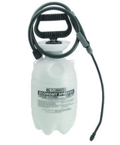 Industrial Tank Sprayer with Adjustable Nozzle in White RLF197