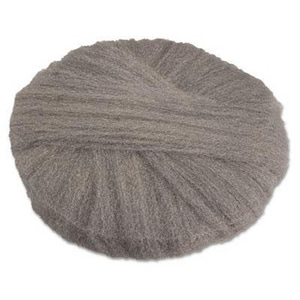 Grade 2 Radial Steel Wool Floor Pad G120172