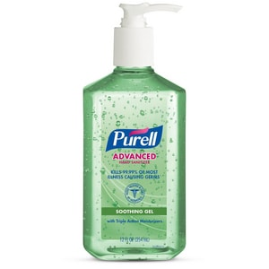 Gojo Purell® 12 oz. Advanced With Aloe Instant Hand Sanitizer G363912