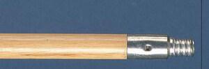 Lagasse Sweet 60 x 1-1/8 in. Metal Tipped Threaded Broom Handle BWK138 at Pollardwater