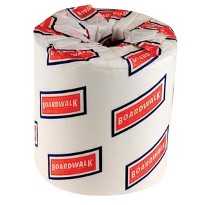 500 ft. x 4 in. 2-Ply Tissue in White BWK6145