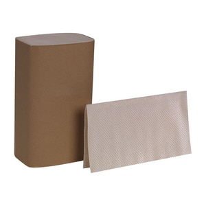 Envision® Single-Fold Paper Towel in Brown (Case of 16) G23504