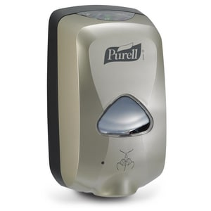 Gojo Purell® Wall Mount Touch-Free Soap Dispenser in Nickel G278012