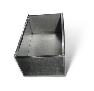 Lukjan Metal Products 21 x 21 in. Insulation Box SHMIFBR8212124