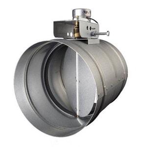 Broan Nutone Automatic Make-Up Air Damper with Sensor Kit BMDTU