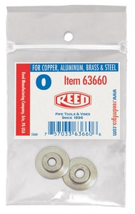 Reed Manufacturing Copper Tube Cutter Wheel R63660
