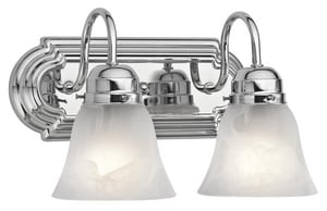 Kichler Lighting 2-Light Bath Light KK5336