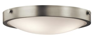 Kichler Lighting 3-Light Flushmount Ceiling Fixture KK42275