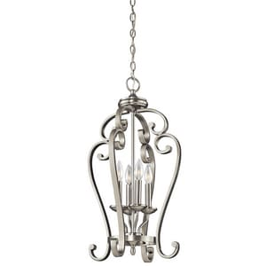 Kichler Lighting Monroe™ 4-Light Foyer Pendant KK43165