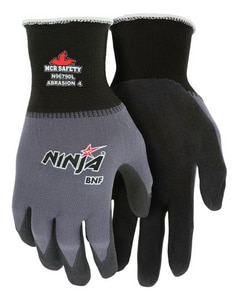 Memphis Glove Ninja® Glove with Spandex Shell in Black MN96790