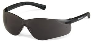 Crews BearKat® Safety Glass with Grey Lens CBK312