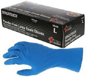 Memphis Glove Powder Free Latex Gloves M5049