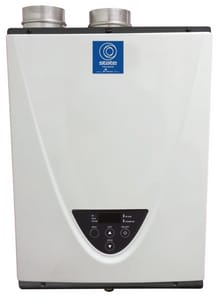 State Industries 8 gpm 180000 BTU Condensing Exterior Tankless Water Heater SGTS340EH