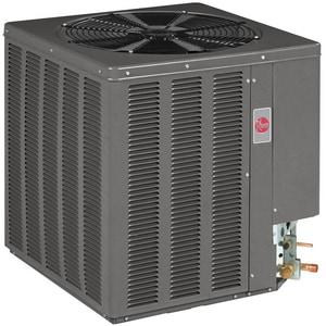 Rheem 14 SEER R-410A 208/230 V Single Phase Air Conditioner R14AJMA01