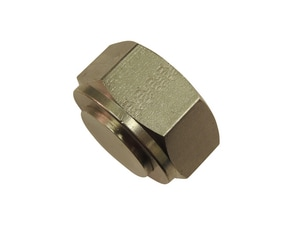 Tylok Carbon Steel Cap (Less Nut and Ferrule) TSDCAPQ