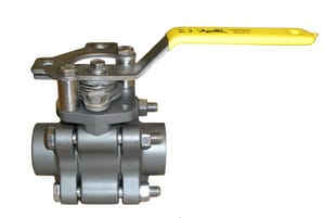 Apollo Conbraco Socket Weld Full Port Ball Valve A83B24