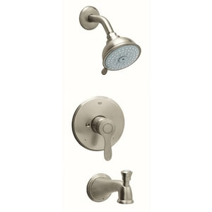 Grohe Parkfield™ Pressure Balancing Valve Shower Combination G35040