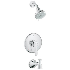 Grohe Parkfield™ Pressure Balance Valve Shower Combination G35040
