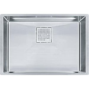 Franke Consumer Products Contemporary 16 ga 1-Bowl Kitchen Sink FPKX11025