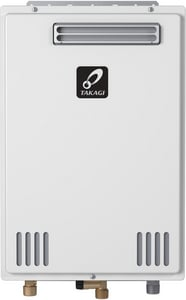 Takagi 10.0 GPM Extension Natural Gas Tankless Heater TTD2UOS