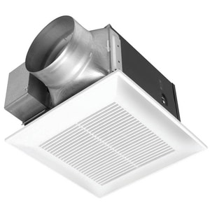 Panasonic 6 in. 400 CFM Ceiling Mount Vent Fan 6 Duct PANFV40VQ4