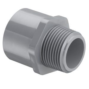 Spears Manufacturing Plastic MIPT x Socket Adapter S836C