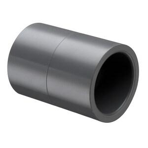 Slip Schedule 80 PVC Coupling S829
