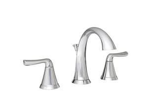 Mirabelle® Provincetown Widespread Lavatory Faucet with Double Lever Handle MIRWSPR800