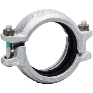 Victaulic FireLock EZ® Style 009N Galvanized Rigid Coupling VL009NGE0