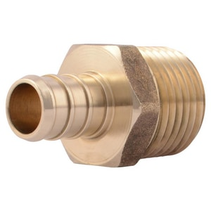 Sharkbite PEX Male Adapter SUC1LF