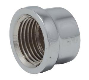 PROFLO® FNPT Chrome Brass Cap PFXCHCAP